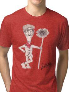 Dick Van Dyke Chimney Sweep Tri-blend T-Shirt