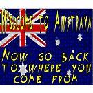 Aussie Pride Mark II by Darren Stein
