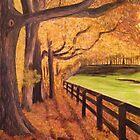 As My Seasons Change II by Marsha Free
