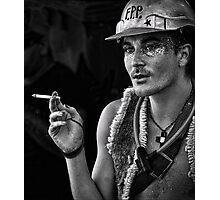 young nimbin man Photographic Print