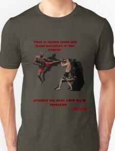 "Jonny ""Bones""Jones Unisex T-Shirt"