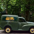 "1967 Moris Delivery Truck ""Deli Depot"" by TeeMack"