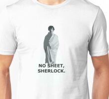 No sheet, Sherlock Unisex T-Shirt