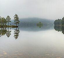 Loch An Eilein by Jamie  Green