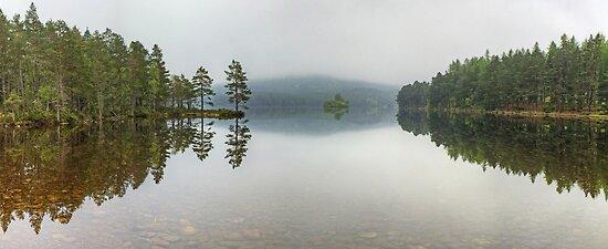 Loch An Eilein by VoluntaryRanger