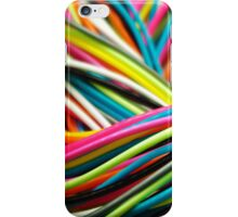 Plastic Rainbow  iPhone Case/Skin
