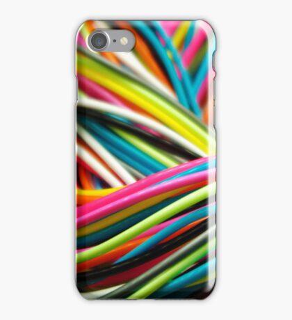 Plastic Rainbow  iPhone Case/Skin