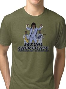 Sexual Chocolate Tri-blend T-Shirt