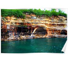 Pictured Rocks 9 Poster