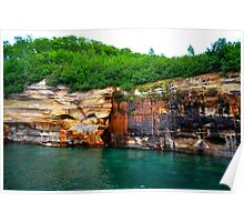 Pictured Rocks 7 Poster