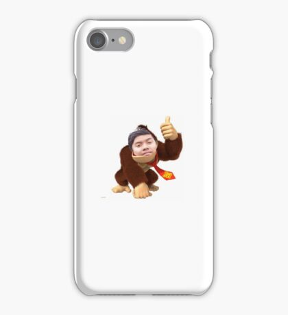 Donkey Kink Kong iPhone Case/Skin