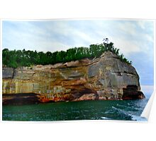 Pictured Rocks 4 Poster
