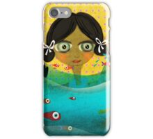 Art Doll iPhone Case/Skin