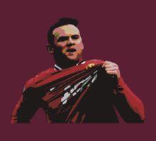 Wayne Rooney by Kuilz