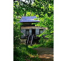 Country Dr.s House Photographic Print