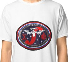 ISS Houston Support Group Logo Classic T-Shirt
