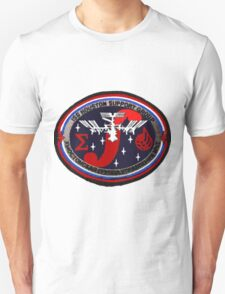ISS Houston Support Group Logo T-Shirt