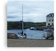 At Bunbeg Canvas Print