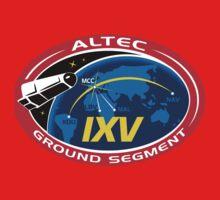 ESA' ALTEC Program Logo Kids Tee
