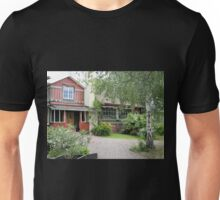 Historic Swedish Home Unisex T-Shirt