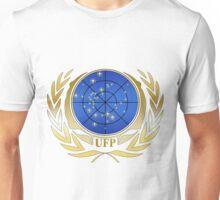 United Federation of Planets Diplomatic Logo Unisex T-Shirt