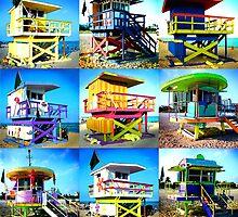 Miami Southbeach by GreyCard