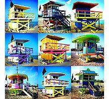 Miami Southbeach Photographic Print