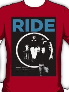 Ride - band T shirt (1992) T-Shirt