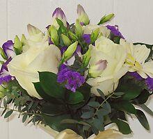 Wedding  Bouquet by Forfarlass