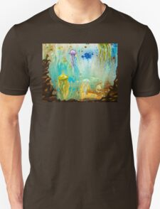 Jellyfish March to The Surface Unisex T-Shirt