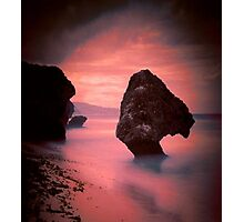 Sand and Surf Photographic Print