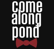 Come Along Pond Kids Tee