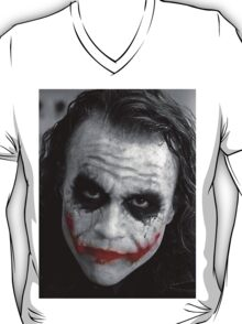 Joker red smile  T-Shirt