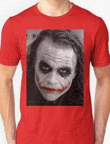 Joker red smile  T-Shirt