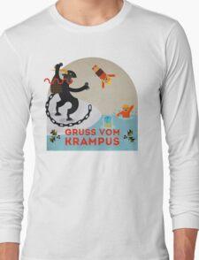 Gruss vom Krampus III Long Sleeve T-Shirt
