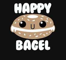 Happy Bagel Unisex T-Shirt