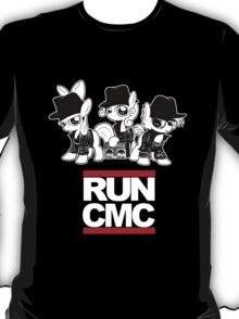 RUN CMC T-shirt (black) T-Shirt