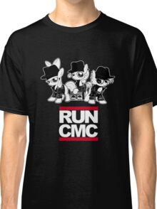 RUN CMC T-shirt (black) Classic T-Shirt