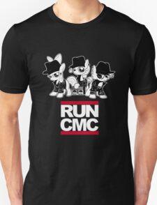 RUN CMC T-shirt (black) Unisex T-Shirt