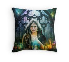 The Alchemist Throw Pillow