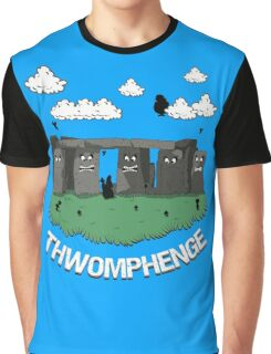 Thwomphenge Graphic T-Shirt