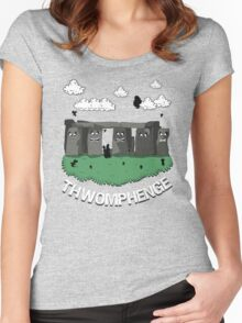 Thwomphenge Women's Fitted Scoop T-Shirt