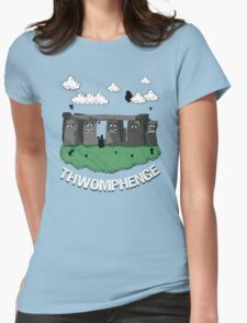Thwomphenge Womens Fitted T-Shirt