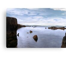 tranquil kerry view Canvas Print