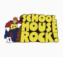 Schoolhouse Rock Kids Tee