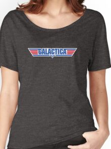 Galactica Women's Relaxed Fit T-Shirt
