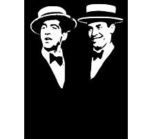 martin and lewis Photographic Print