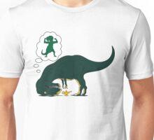 T rex Lamp Unisex T-Shirt