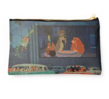 Doggy Drive In Lady Tramp Peter Pan Wendy Dalmatians Studio Pouch