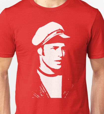 marlon brando t-shirt Unisex T-Shirt